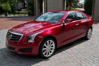 Used 2013 Cadillac ATS 4 AWD LUXURY 2.0T |PHONE|CAMERA|ROOF|WARRANTY for sale in Scarborough, ON