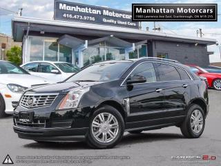 Used 2013 Cadillac SRX AWD LUXURY |NAV|CAMERA|PANO|PHONE|BLINDSPOT for sale in Scarborough, ON