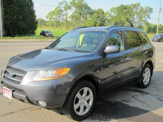 Used 2009 Hyundai Santa Fe SE AWD for sale in Brockville, ON