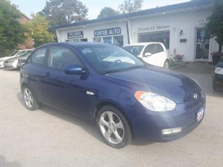 Used 2010 Hyundai Accent SE 3-Door for sale in Waterdown, ON