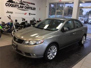 Used 2010 Kia Forte SX for sale in Coquitlam, BC