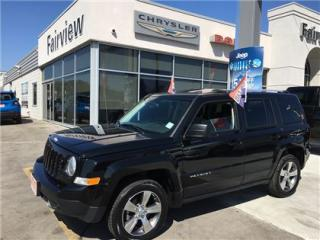Used 2016 Jeep Patriot Black Wheels..Leather/Roof for sale in Burlington, ON