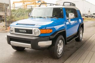 Used 2007 Toyota FJ Cruiser Off Road SUV ! for sale in Langley, BC