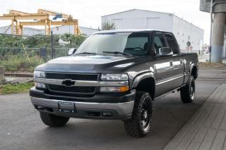Used 2001 Chevrolet Silverado 2500HD LT for sale in Langley, BC
