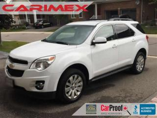 Used 2011 Chevrolet Equinox 2LT AWD | V6 | CERTIFIED for sale in Waterloo, ON