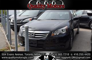 Used 2012 Honda Accord EX (A5) for sale in Etobicoke, ON