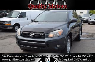Used 2007 Toyota RAV4 SPORT V6 for sale in Etobicoke, ON