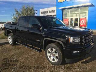 New 2018 GMC Sierra SLE 1500 4WD Crew Elevation Edition for sale in Shaunavon, SK