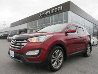 Used 2013 Hyundai Santa Fe LIMITED for sale in Corner Brook, NL