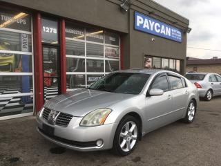 Used 2005 Nissan Maxima 3.5 SE for sale in Kitchener, ON