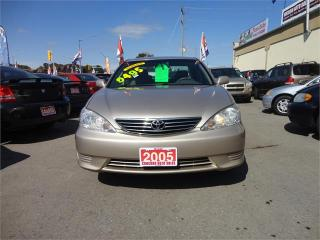 Used 2005 Toyota Camry LE for sale in Breslau, ON
