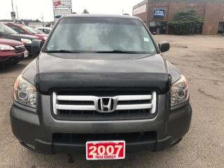 Used 2007 Honda Pilot EX-L for sale in Kitchener, ON