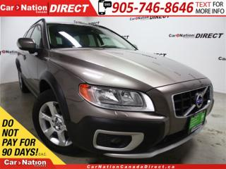 Used 2011 Volvo XC70 | AWD| LOW KM'S| LEATHER| SUNROOF| for sale in Burlington, ON
