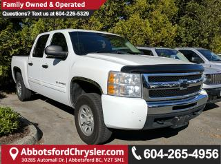 Used 2010 Chevrolet Silverado 1500 LS LOCALLY OWNED! for sale in Abbotsford, BC