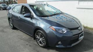Used 2016 Toyota Corolla LE for sale in Richmond, ON