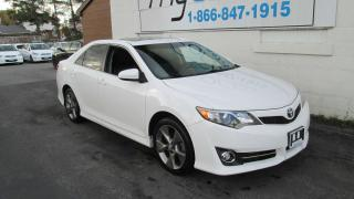 Used 2014 Toyota Camry SE for sale in Richmond, ON