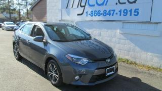 Used 2016 Toyota Corolla LE for sale in North Bay, ON