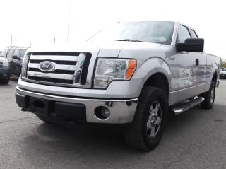 Used 2010 Ford F-150 XLT $155.82 BI WEEKLY! $0 DOWN! CERTIFIED! for sale in Bolton, ON