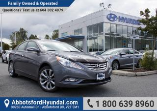Used 2011 Hyundai Sonata 2.0T Limited ONE OWNER for sale in Abbotsford, BC