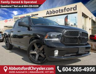 Used 2015 Dodge Ram 1500 ST ACCIDENT FREE! for sale in Abbotsford, BC