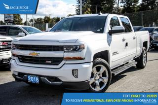 New 2018 Chevrolet Silverado 1500 2LT Satellite Radio, Heated Seats, and Backup Camera for sale in Port Coquitlam, BC