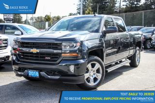 New 2018 Chevrolet Silverado 1500 2LT Heated Seats and Satellite Radio for sale in Port Coquitlam, BC