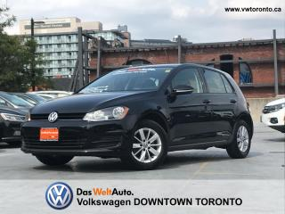 Used 2015 Volkswagen Golf TSI Cruise Control PKG for sale in Toronto, ON