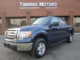 Used 2012 Ford F-150 4X4 | V8 5.0L  CREW CAB | for sale in Mississauga, ON