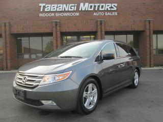 Used 2012 Honda Odyssey TOURING | DVD | NAVIGATION |REAR VIEW CAMERA | for sale in Mississauga, ON