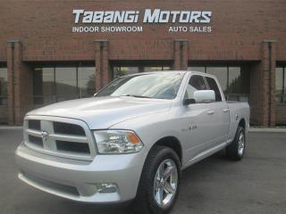 Used 2009 Dodge Ram 1500 SPORT   4X4   BLUETOOTH   HEMI   for sale in Mississauga, ON