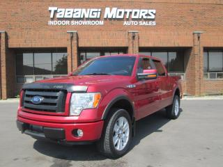 Used 2010 Ford F-150 FX4 |NAVIGATION | LEATHER | SUNROOF | for sale in Mississauga, ON
