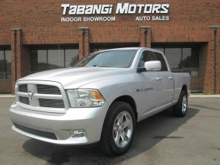 Used 2012 Dodge Ram 1500 SPORT | HEMI | 4X4 | QUAD CAB | for sale in Mississauga, ON