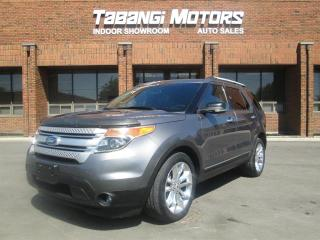 Used 2013 Ford Explorer | NAVIGATION | LEATHER | SUNROOF for sale in Mississauga, ON