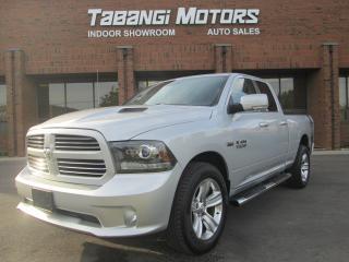 Used 2014 Dodge Ram 1500 SPORT | 4X4 |NAVIGATION | CAMERA | for sale in Mississauga, ON