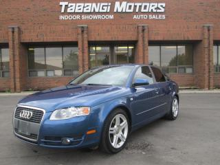Used 2008 Audi A4 2.0T | LEATHER | SUNROOF | for sale in Mississauga, ON