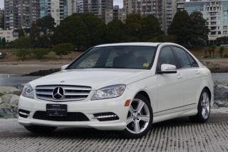 Used 2011 Mercedes-Benz C250 Sedan for sale in Vancouver, BC