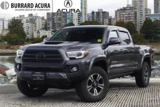 Used 2016 Toyota Tacoma 4x4 Double Cab V6 SR5 6A for sale in Vancouver, BC