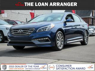 Used 2016 Hyundai Sonata SPORT for sale in Barrie, ON