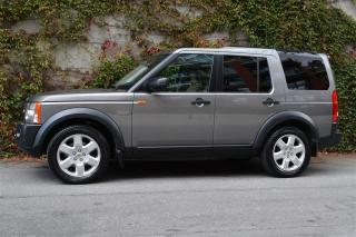 Used 2008 Land Rover LR3 V8 HSE for sale in Vancouver, BC