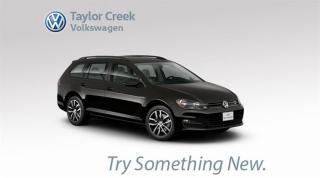 New 2018 Volkswagen Golf Sportwagen 1.8T Comfortline 6sp 4MOTION for sale in Orleans, ON