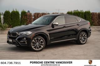 Used 2016 BMW X6 xDrive35i for sale in Vancouver, BC