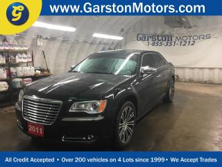 Used 2011 Chrysler 300 LIMITIED*LEATHER*BACK UP CAMERA*KEYLESS w/REMOTE START*PUSH BUTTON START*U CONNECT PHONE*POWER HEATED FRONT SEATS*DUAL ZONE CLIMATE CONTROL* for sale in Cambridge, ON