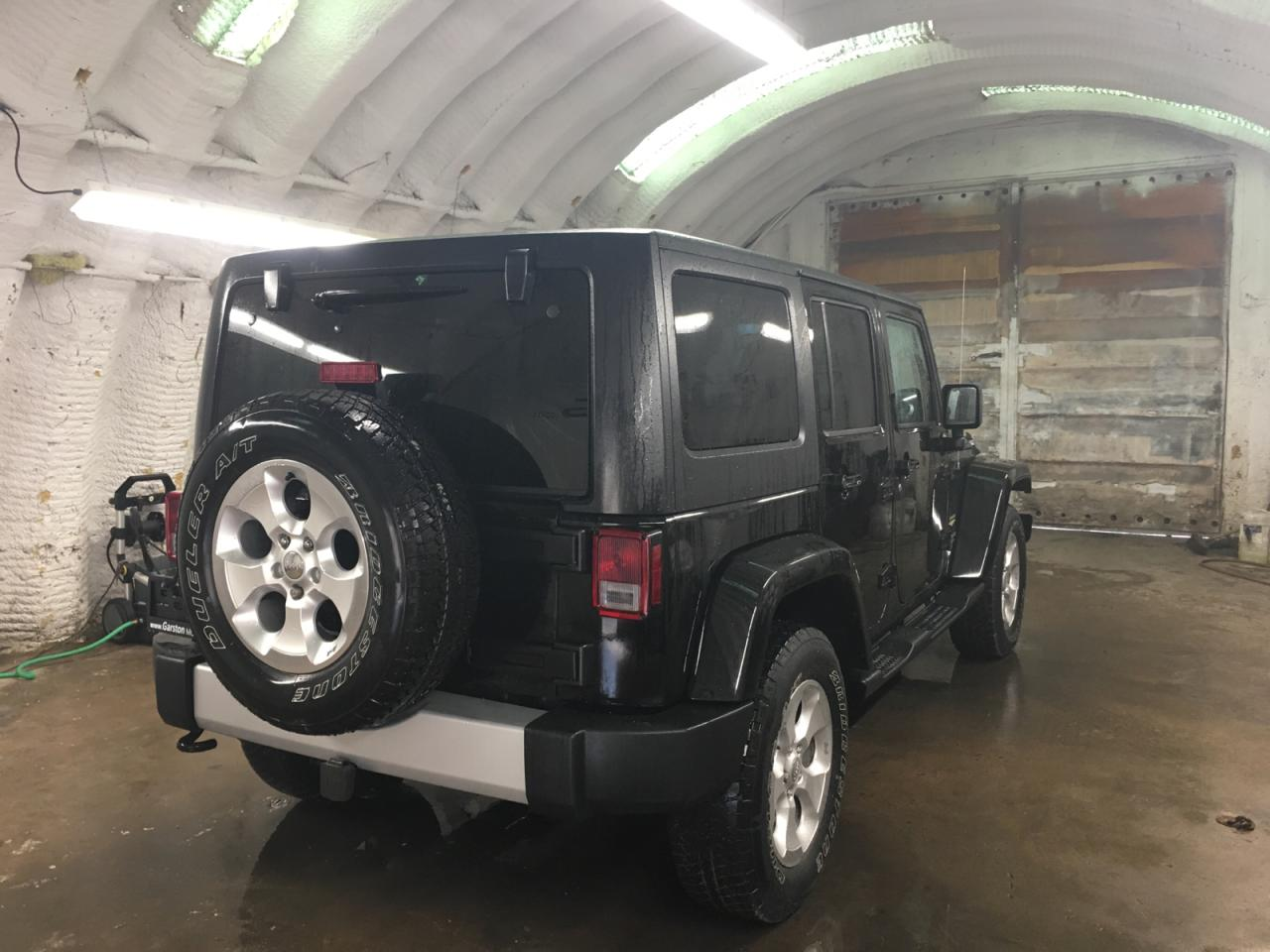 used 2015 jeep wrangler unlimitied sahara navigation 4wd u connect phone removable hard top roof. Black Bedroom Furniture Sets. Home Design Ideas
