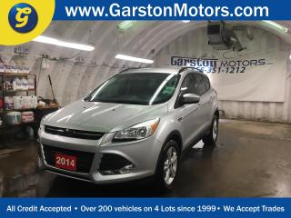 Used 2014 Ford Escape SE*ECO BOOST*4WD*NAVIGATION*BACK UP CAMERA*MICROSOFT SYNC*PHONE CONNECT*POWER DRIVER SEAT*HEATED FRONT SEATS*DUAL ZONE CLIMATE CONTROL* for sale in Cambridge, ON
