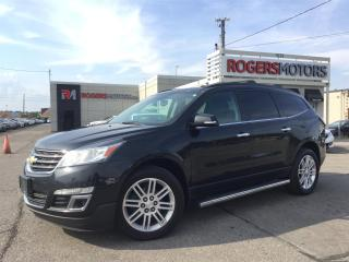 Used 2014 Chevrolet Traverse 1LT AWD - 7 PASS - SUNROOF - HTD SEATS - BLUETOOTH for sale in Oakville, ON