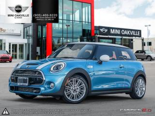 Used 2017 MINI Cooper S 3 Door *AUTO*, sunroof, bluetooth, heated seats, rear view camera for sale in Oakville, ON