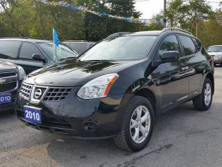 Used 2010 Nissan Rogue certified..LOW KMS!! for sale in Oshawa, ON