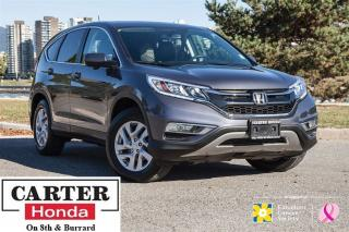 Used 2015 Honda CR-V EX-L + AWD + LEATHER + SUNROOF + CERTIFIED! for sale in Vancouver, BC