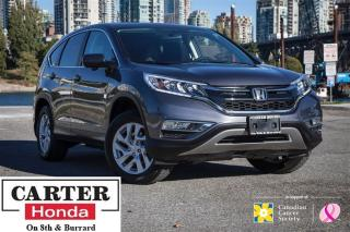 Used 2015 Honda CR-V EX + HITCH! + AWD + SUNROOF + CERTIFIED! for sale in Vancouver, BC