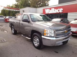 Used 2012 Chevrolet Silverado 1500 V8 Reg Cab Tonneau Cover for sale in Ottawa, ON